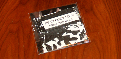 Dead Body Love - Maximum Dose