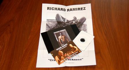 Richard Ramirez - Crawl In Blackness