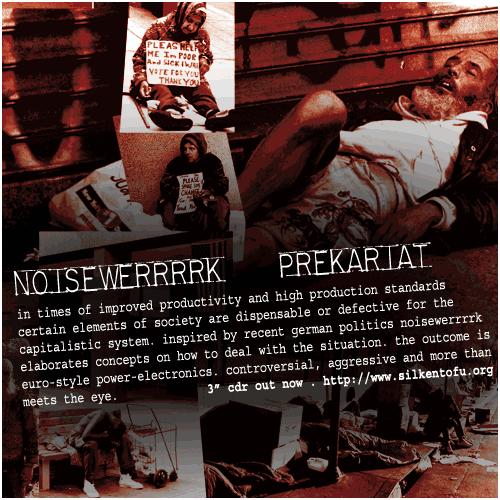 Noisewerrrrk - Prekariat