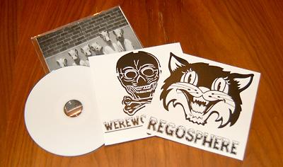 Werewolf Jerusalem/Regosphere - Split